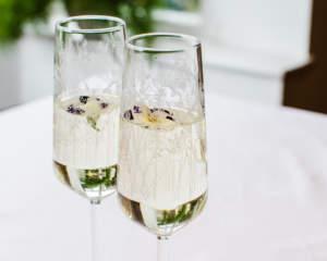 Emma Britton Champagne Glass