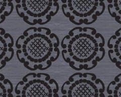 Black Geo in Grey Splashback Sample