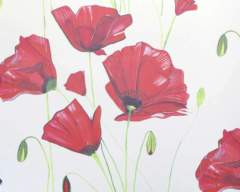 Poppy Splashback Sample