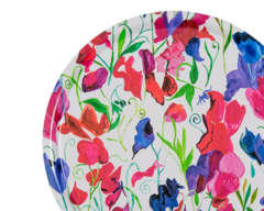 Sweetpea tray from Emma Britton splashbacks