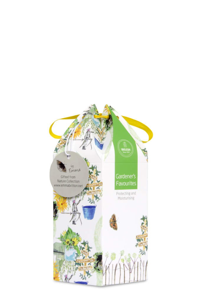 gifts for gardeners Emma Britton for Weleda
