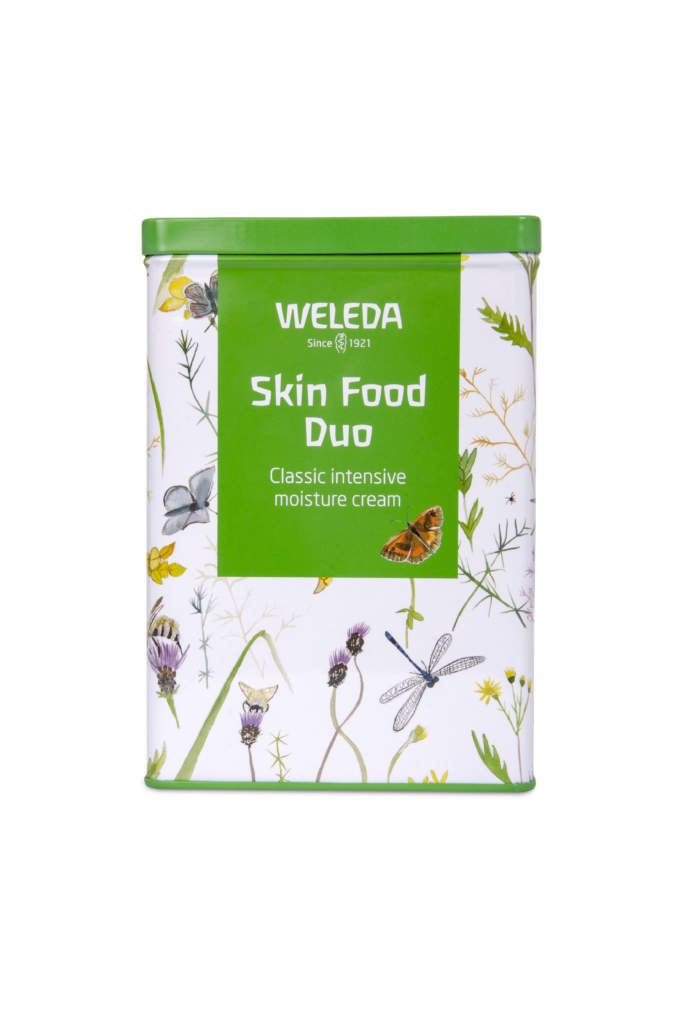 Skin Food Tin, Weleda Emma Britton for Holland and Barrett
