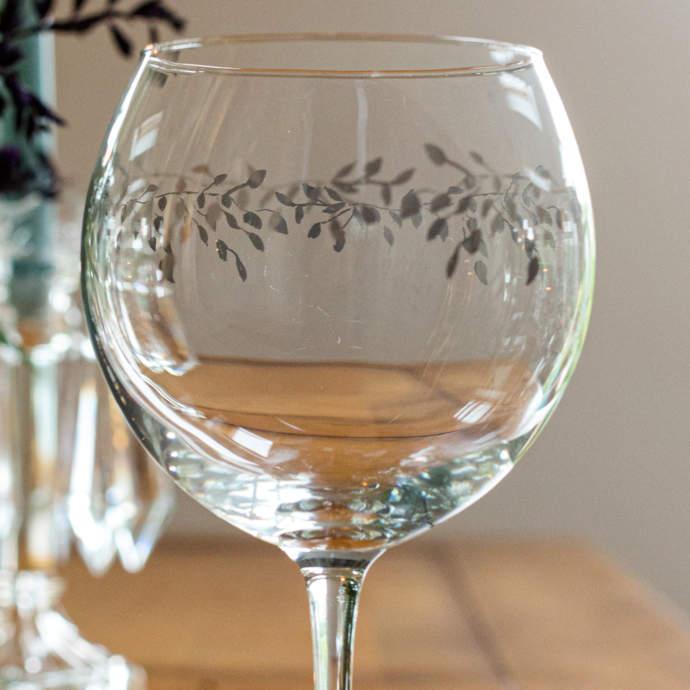 Emma Britton Silver Gin Glass