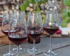 Emma Britton Decorative Glass Designer - Silver Birch Glassware Collection - Wine Glass Set of 6